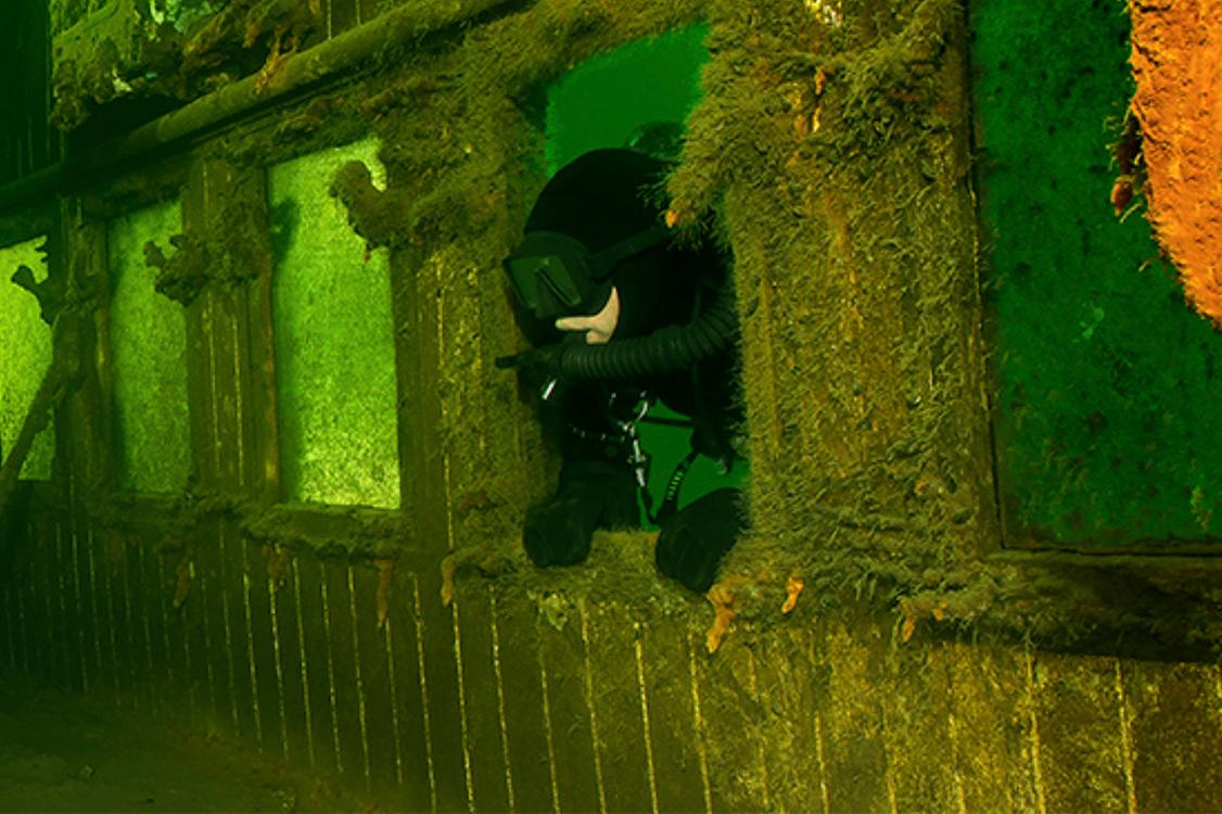 RAID JJCCR Diver